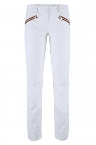 K-way Skibroek Nina Micro Twill wit