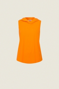 Dorothee Schumacher SEDUCTIVE COLOURS top - bright orange