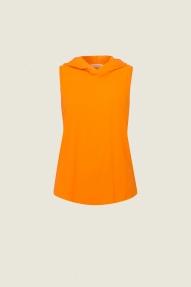 Dorothee Schumacher SEDUCTIVE COLOURS top - bright orange