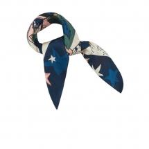POM Amsterdam SHAWL - Silk Carre Amsterdam multicolour