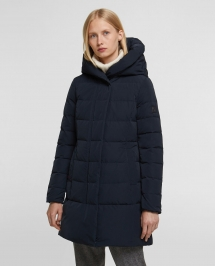 Woolrich Puffy Prescott Jas - Midnight Blue