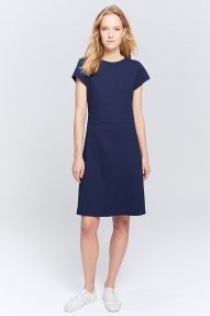 Zenggi PUNTO JADE DRESS donkerblauw