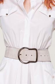 Dorothee Schumacher WESTERN SPIRIT belt - pale pink