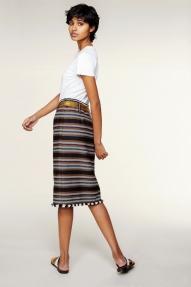 Dorothee Schumacher Artsy Stripes - Multicolour