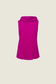Dorothee Schumacher SEDUCTIVE COLOURS top - bright pink