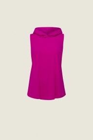 Dorothee Schumacher SEDUCTIVE COLOURS top - bright pink