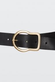 Dorothee Schumacher STUDDED CHIC belt - zwart