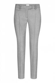 SEDUCTIVE Vicky Blended Panama pants - grey