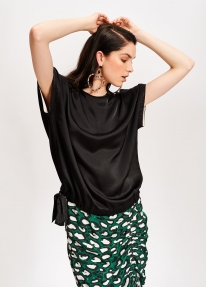 Essentiel TAK SLEEVELESS TOP - black