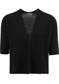 No Man's Land cardigan - black