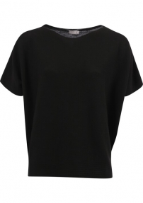 No Man's Land pullover shirt - core black