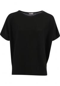 No Man's Land pullover shirt - core black