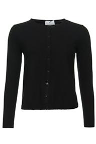 Resort Finest Lucca Short Cardigan zwart