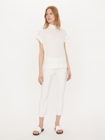 By Malene Birger VIGGIE trousers - soft white