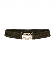 Co'Couture Bria belt - Army