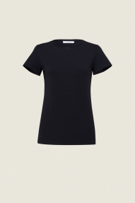 Dorothee Schumacher Casual Softness Top - black