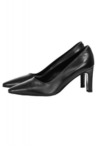 Panara pumps Calf Nero zwart
