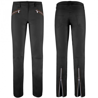 K-way Nina Micro T. pants zwart