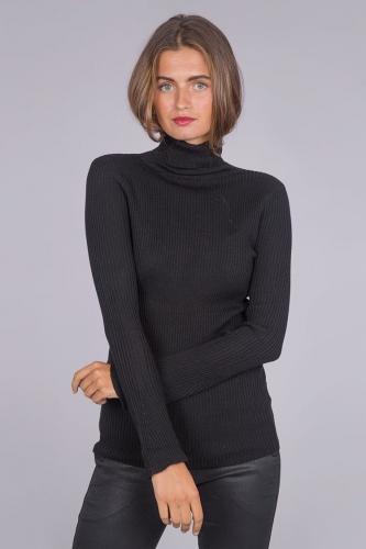 No Man's Land Sweater zwart