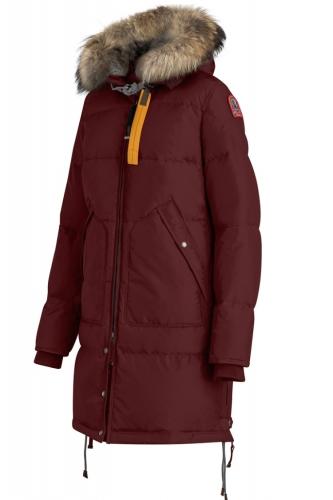 Parajumpers Long Bear - Woman burgundy