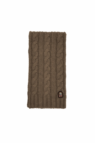 Parajumpers Cable Scarf bruin