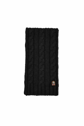 Parajumpers Cable Scarf - black