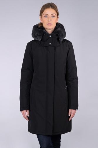 Woolrich W's Bow Bridge Coat Black