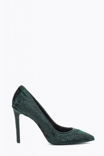 Patrizia Pepe heels - smaragd green