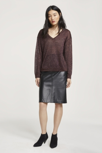 Closed Women's knit rood