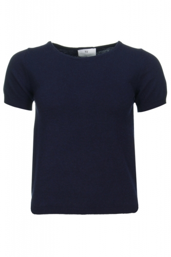 Resort Finest Lido Short Sleeve donkerblauw