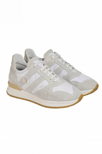 High FRANTIC sneakers - white