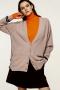 Dorothee Schumacher Culture Clash cardigan - Beige