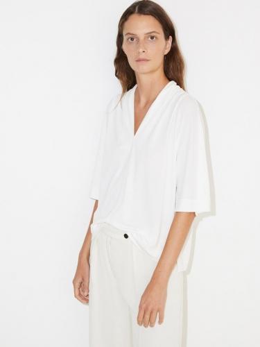By Malene Birger BIJANA top - soft white
