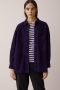 Closed Lacy jacket paars