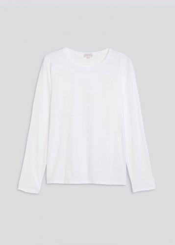mey story Nala Crew-Neck shirt - wit