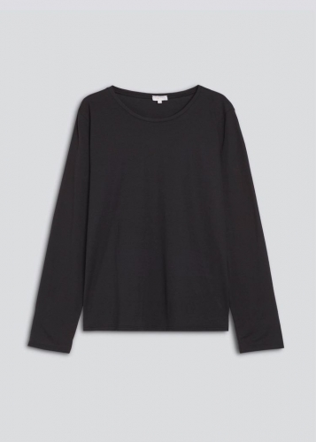 mey story Nala Crew-Neck shirt - zwart