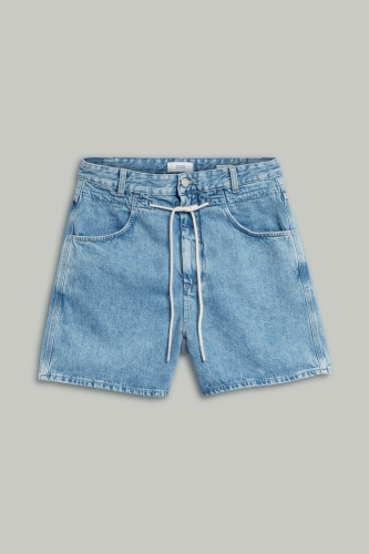 Closed Lexi shorts blue denim - mid blue