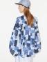By Malene Birger Kyra top blauw bij Marja Lamme Fashion Amsterdam