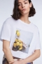 SET Fashion lemon print t-shirt bij Marja Lamme Amsterdam