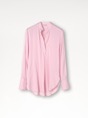By Malene Birger Mabillon blouse - blossom pink