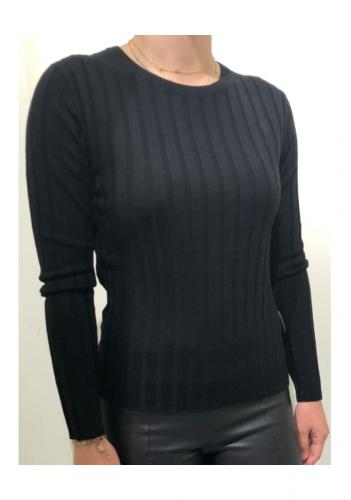 Allude sweater 490 - black