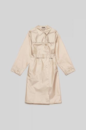 Maliparmi DUSTY COAT - beige