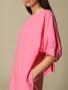 Maliparmi DRESS - rosa bij Marja Lamme Fashion Amsterdam!