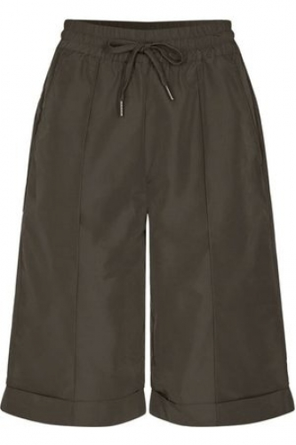 Co couture trice pull on bermuda - Army