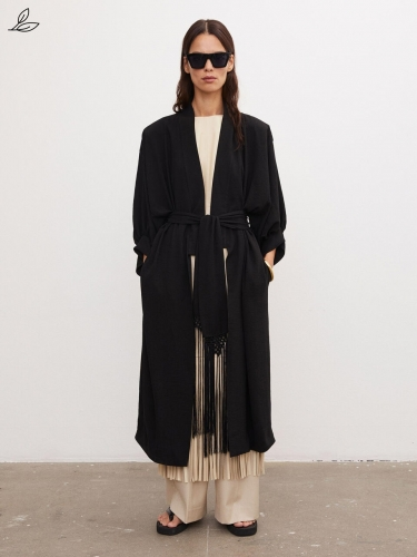 By Malene Birger kimona black